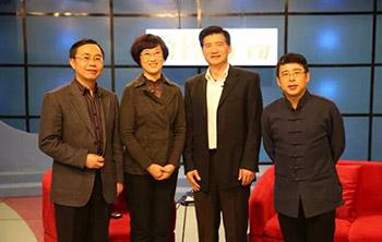 CCTV《商界传奇》阿丘专访加加明董事长